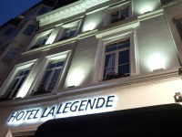 Hotel La Legende, Brussel